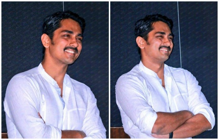 Actor Siddharth to make his debut in Malayalam