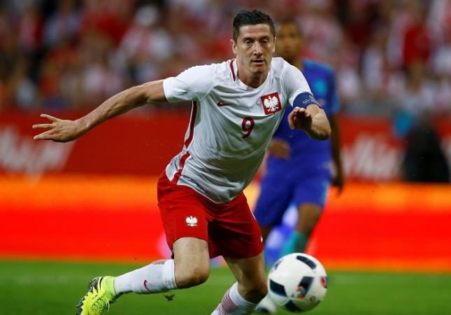 Robert Lewandowski Poland
