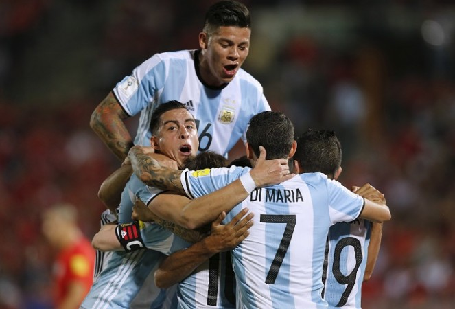 Argentina Vs Chile Live Streaming And Tv Information Watch Copa