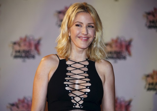 Pop singer Ellie Goulding had performed at the wedding of Prince William and Kate Middleton