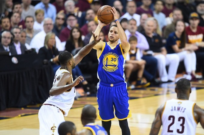 55bc9755e919 The Golden State Warriors were outplayed in the NBA Finals Game 3 against  Celeveland Cavaliers