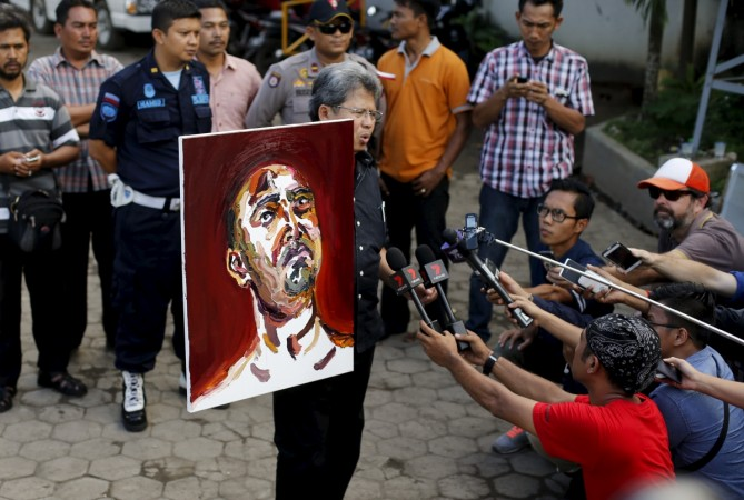 Indonesia death penalty