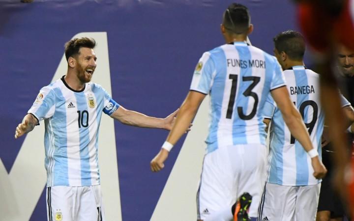 argentina copa
