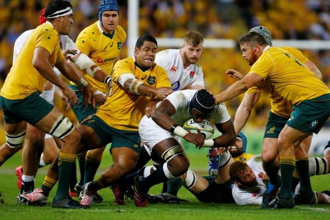 Image result for England vs Australia Rugby  live pic logo