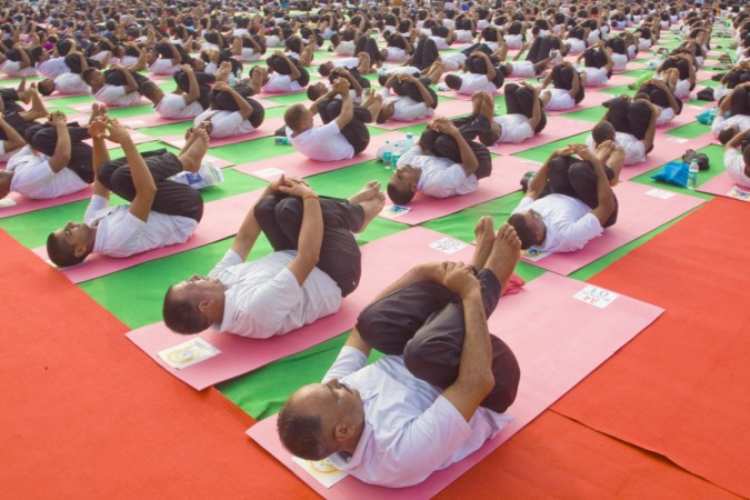 International Yoga Day 2016 Live Streaming Where To Watch The Main Event Online