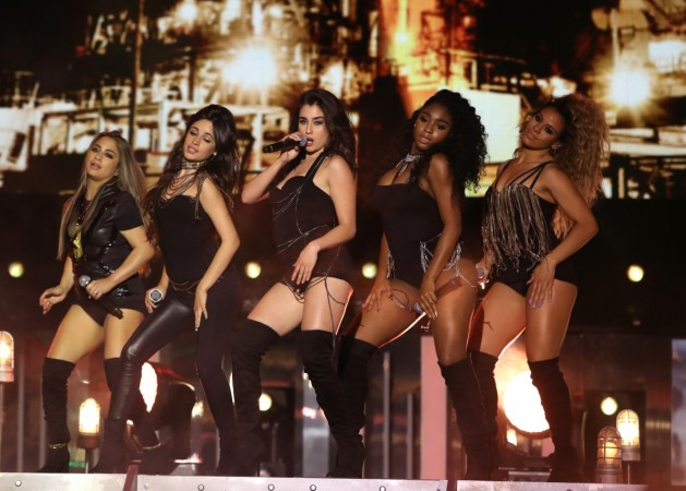 Fifth Harmony perform during the iHeartRadio Much Music Video Awards