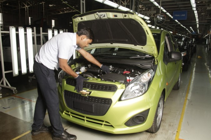 General Motors India to continue production at Halol plant till March 2017