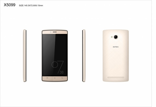 Intex Aqua Classic launched in India at Rs. 4,444