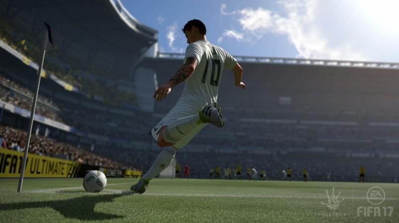 EA SPORTS FIFA17