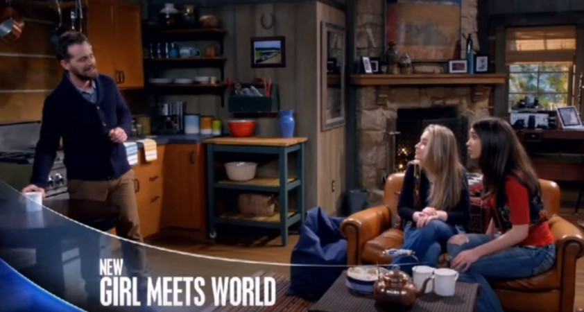 Rider Strong as Shawn returns to GIrl Meets World in Season 3 episode 6