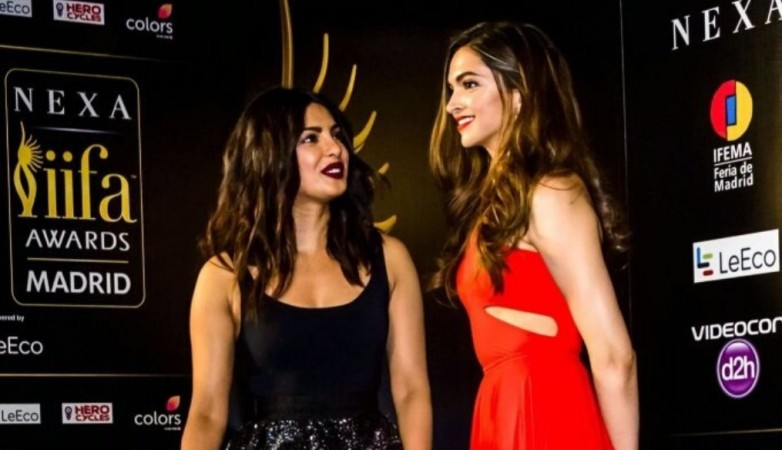 Image result for deepika and priyanka