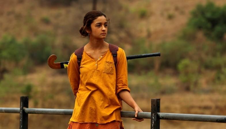 Alia Bhatt in