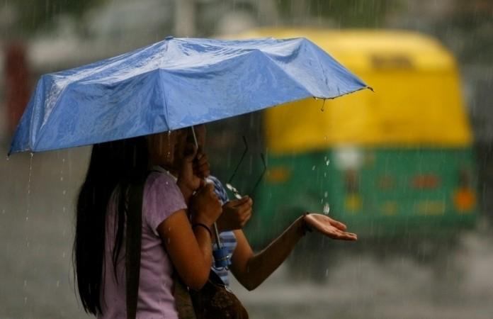Rains in India