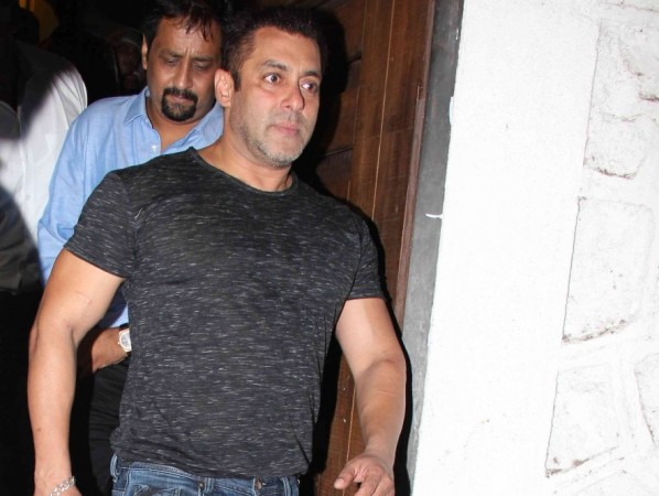 "Salman Khan slashes his fee for ""Bigg Boss 10""? Pictured: Salman Khan at ""Baaghi"" success party"