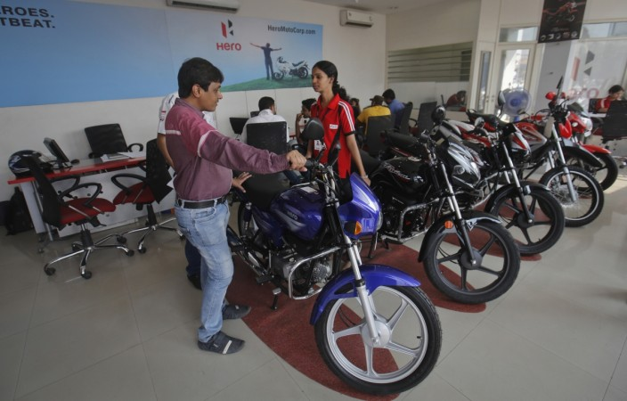 hero motocorp sales workers wage agreement salary hike three year two wheeler june sales exports auto industry labour dispute