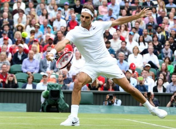 Roger Federer Wimbledon