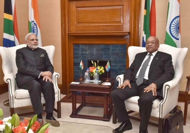 Modi and Zuma