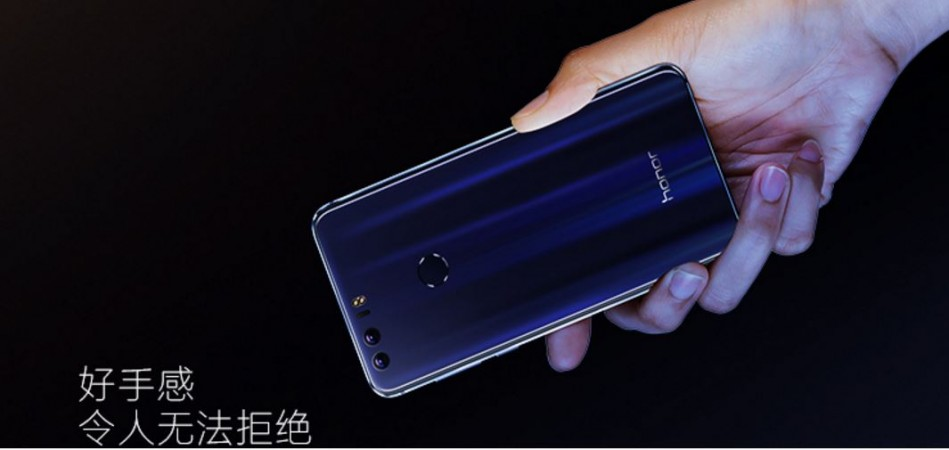 Huawei Honor 8 with 12MP dual-camera launched in China