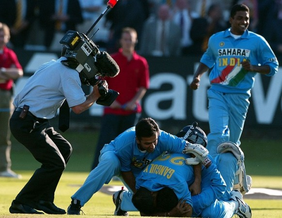 Sourav Ganguly Natwest Series final