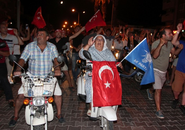 Military Coup in Turkey 11