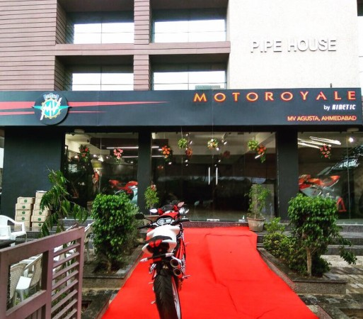 MV Agusta sets up new showroom in Ahmedabad