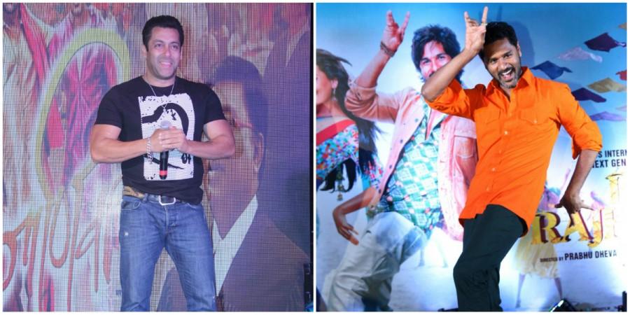 Salman Khan, Prabhu Deva