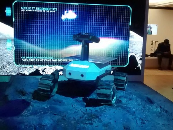 TeamIndus Rover