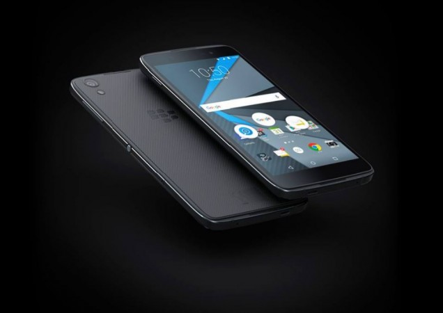 BlackBerry launches DTEK50 with Qualcomm Snapdragon 617 octa-core; price, specifications