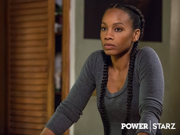 """Jukebox played by Anika Noni Rose was one of the best things about """"Power"""" Season 3 episode 3"""