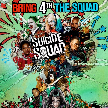 """Suicide Squad"" opens in theaters on Friday, Aug. 5"
