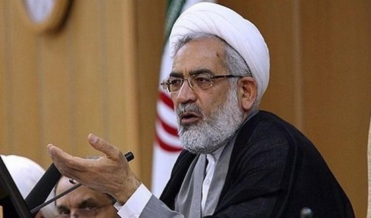 Iran Attorney General Mohammad Jafar Montazeri