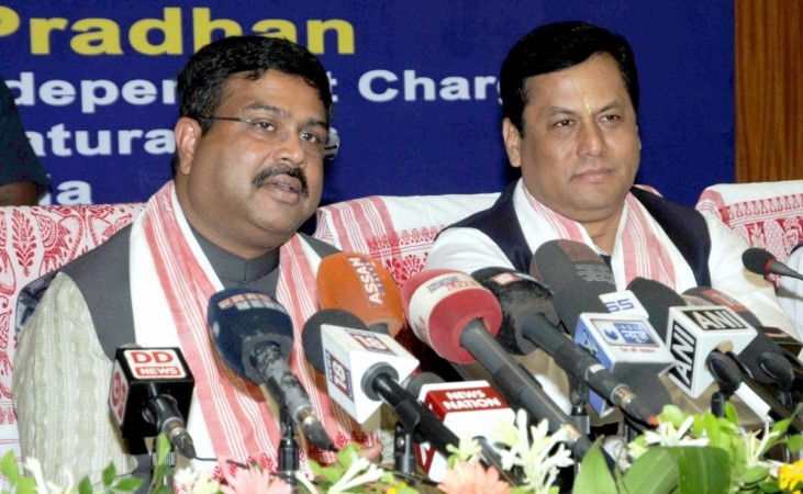 assam chief minister sonowal
