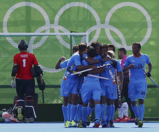 India Rupinder Rio Olympics