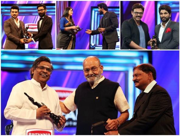 63rd Filmfare South Awards