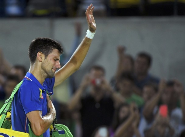 Novak Djokovic Rio Olympics 2016