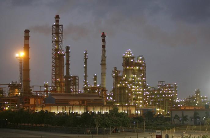 Essar Oil Vadinar refinery