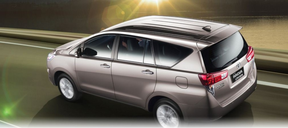 Toyota Innova Crysta petrol bookings cross 15,000