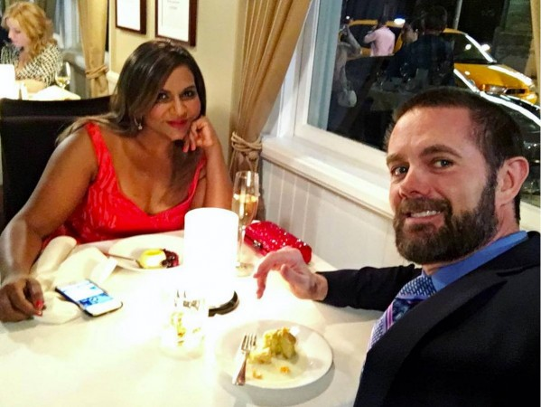 Mindy and Jody on their date