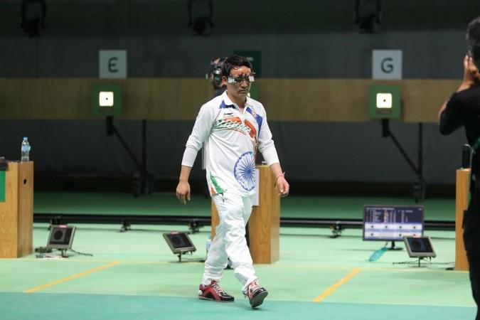 Jitu Rai shooting Rio 2016 Olympics