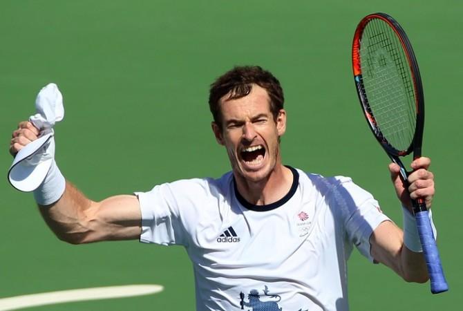 Andy Murray Rio Olympics