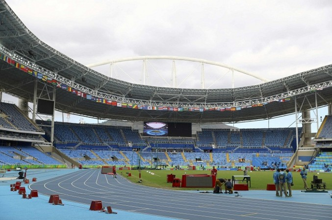 Rio Olympics track and field