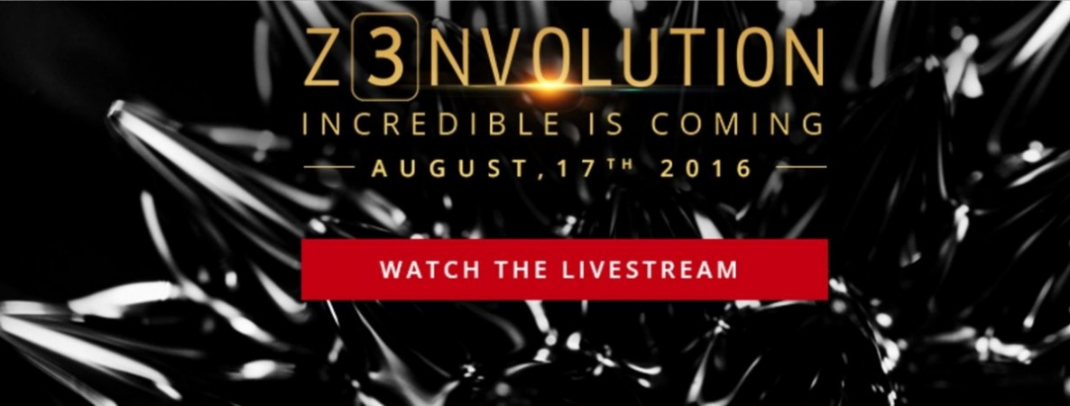 Asus Zenfone 3 India launch live stream: Where to watch smartphone unveiling on PC
