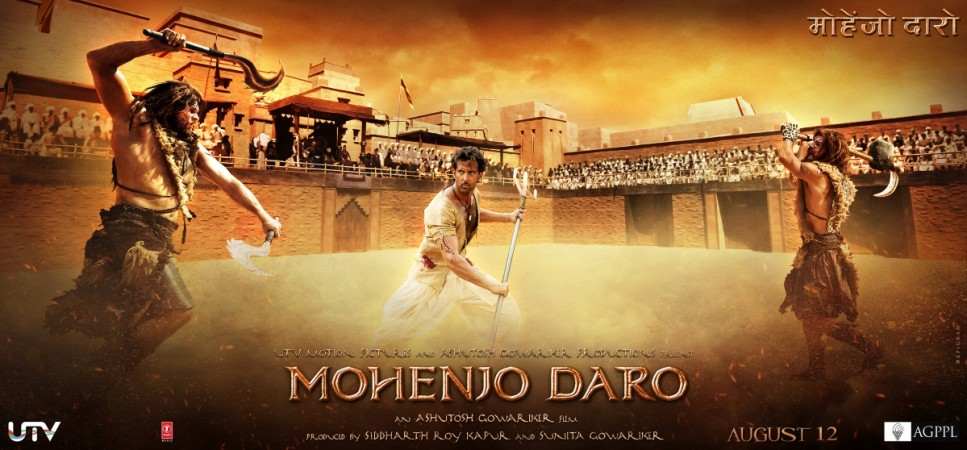 """""""Mohenjo Daro"""" day 5 box office collection"""