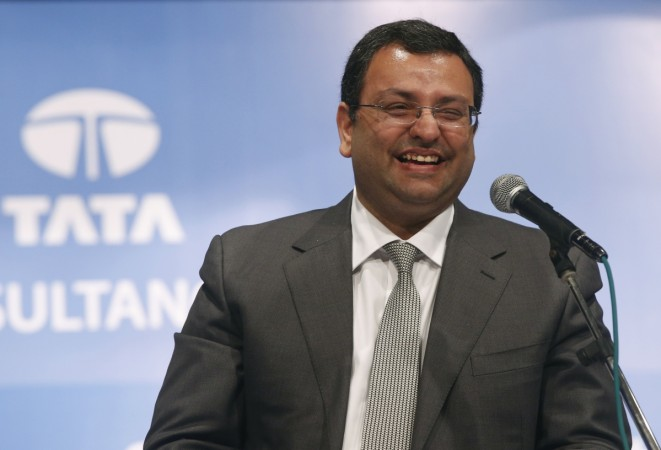 Cyrus Mistry, Tata Group