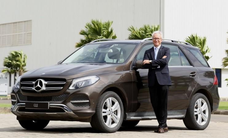 Mercedes-Benz GLE 400 4MATIC