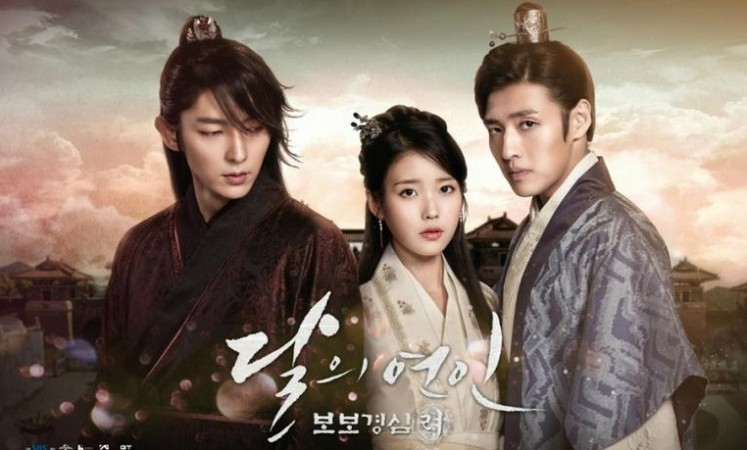 Image result for moon lovers