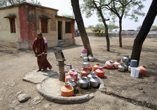 primary health cholera drinking water handpump
