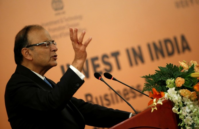 Arun Jaitley says India;s top priority is GST, Infra, banks