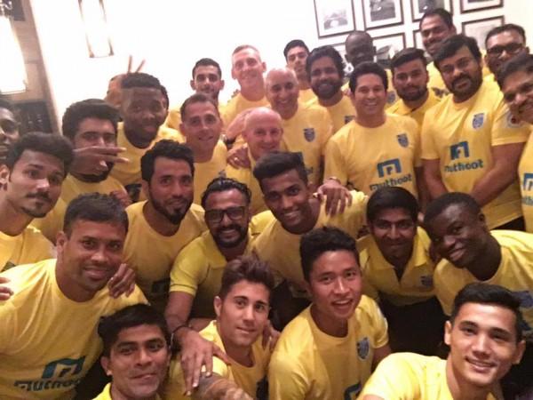 Kerala Blasters Team