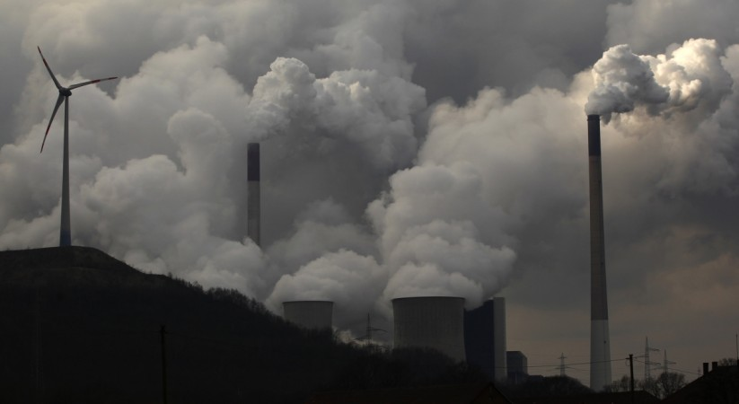 Earth's carbon dioxide levels reach highest point in 800000 years